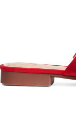 Sandals - Red - Ladies | H&M 5